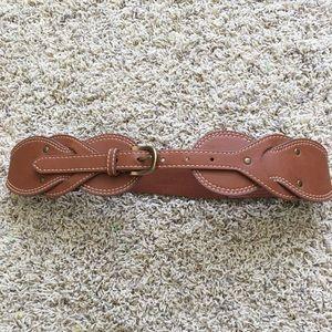 Beautiful Faux Leather Belt